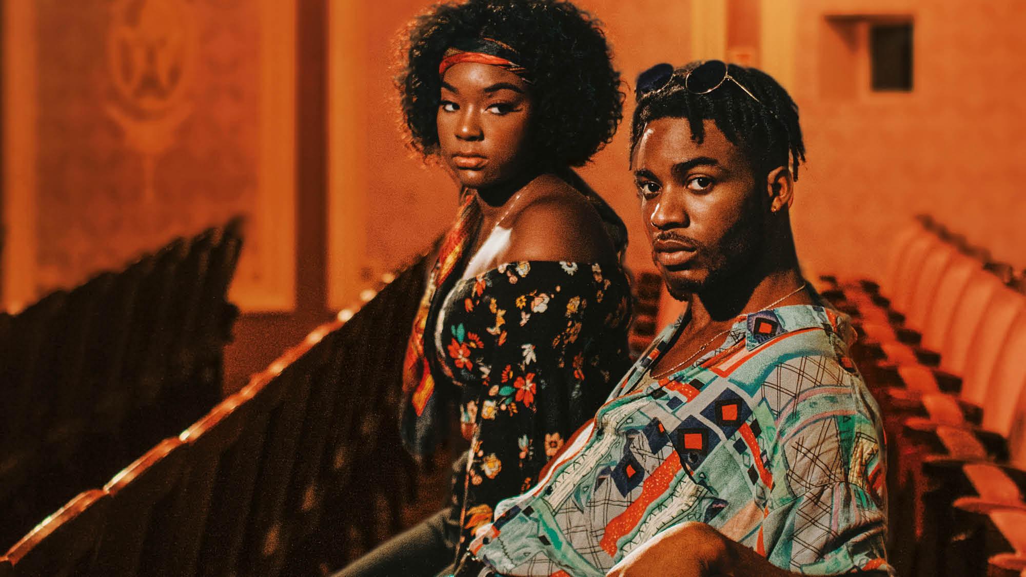Black Love Publicity Image.